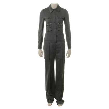 Stella McCartney Jumpsuit in Schwarz-Weiß