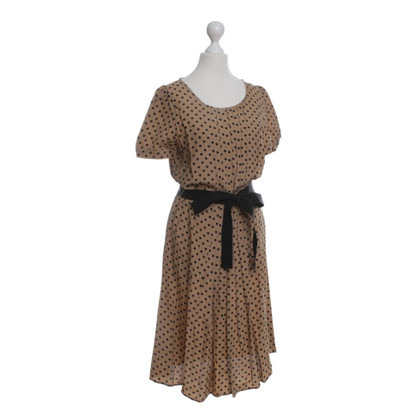 Prada Kleid mit Punktemuster