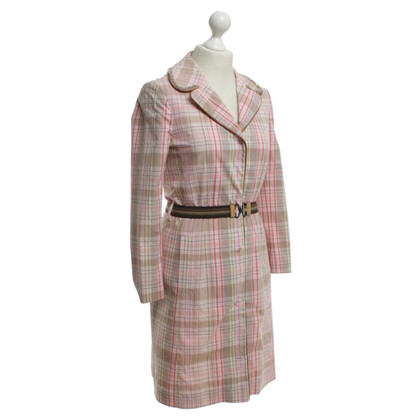 Dorothee Schumacher Coat met plaid