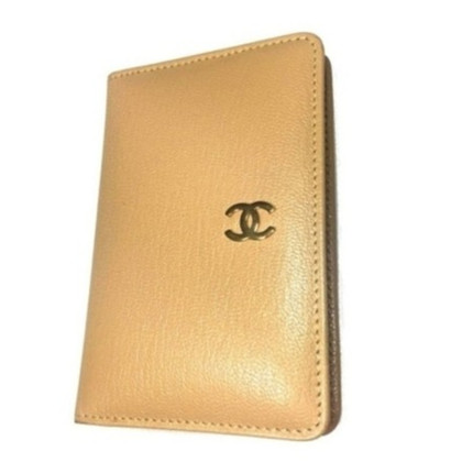 Chanel Mini-Agenda in pelle