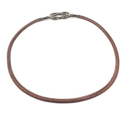 """Hermès Bracelet """"Infinity double tour"""""""
