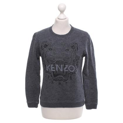 Kenzo Sweatshirt in donkergrijs