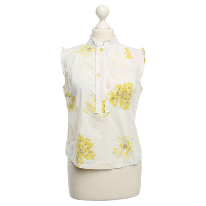 Just Cavalli Blouse with a floral pattern