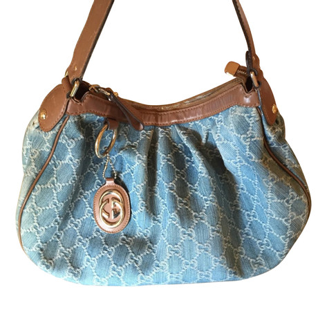 Gucci Sukey Tasche Blau Rabatt Online-Shopping Spielraum Gut Verkaufen Marktfähig Billig Billig QTKXsgd