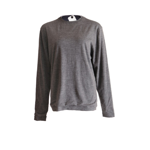 new product 4b84d 64f9d Andere Marke Unity - Grauer Wollpullover - Second Hand ...