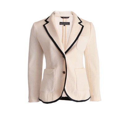 Rag & Bone Blazer in Creme