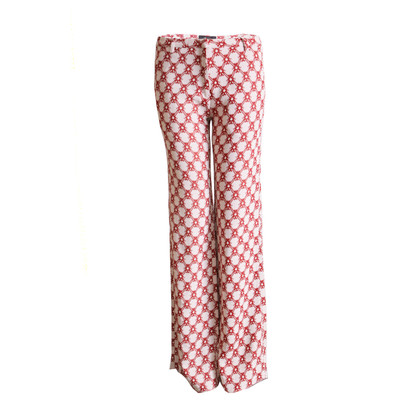 Isabel Marant Trousers with graphic print