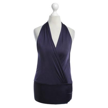 Ferre Elegant shirt in violet