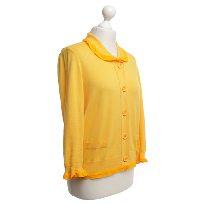 See by Chloé Yellow Cardigan