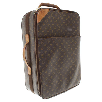 Louis Vuitton Case with Monogram Canvas