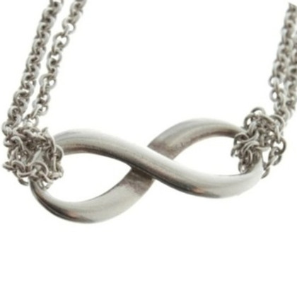 "Tiffany & Co. ""Infinity""-Armband aus Silber"