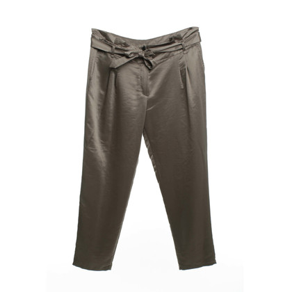 Escada Pants in gray-green