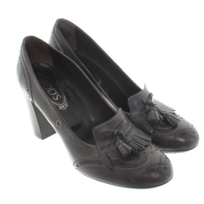 Tod's Pumps in Grau