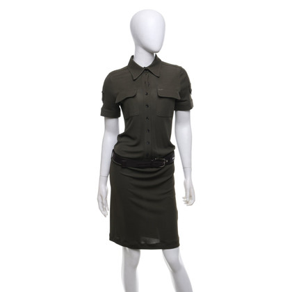 Gucci Dress with leather belt