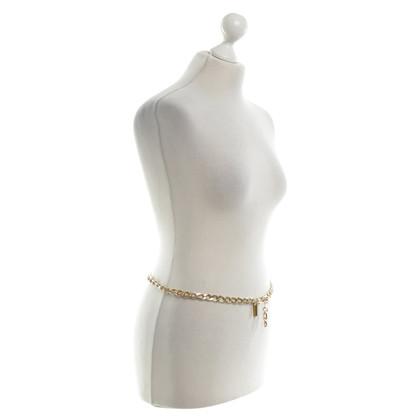 Dolce & Gabbana Tailleriem goud