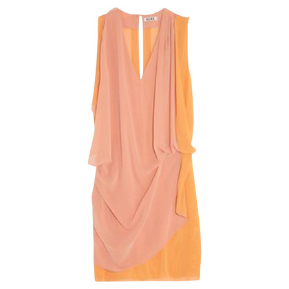 Acne Dress in orange