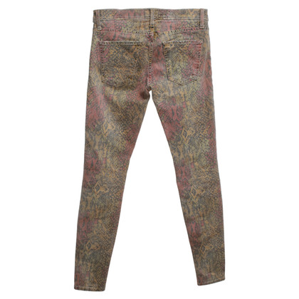 Current Elliott Jeans in Distressed