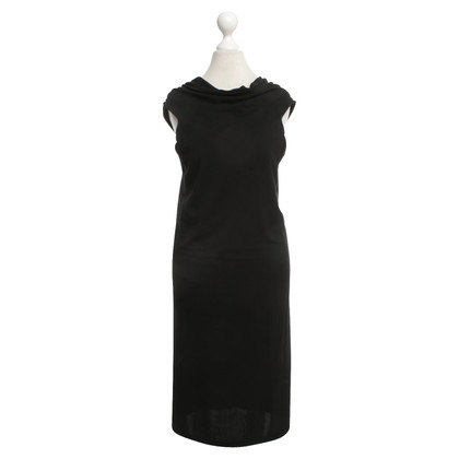 MM6 by Maison Margiela Elegantes Kleid in Schwarz
