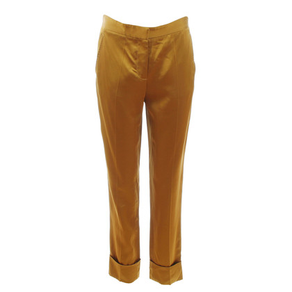 Stella McCartney Slacks with silky shine