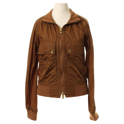 Fay Soft Shell Jacket jas in Brown