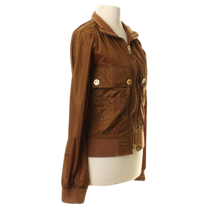 Fay Blouson jacket in Brown