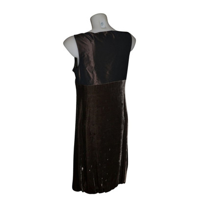 Max Mara Braunes Kleid