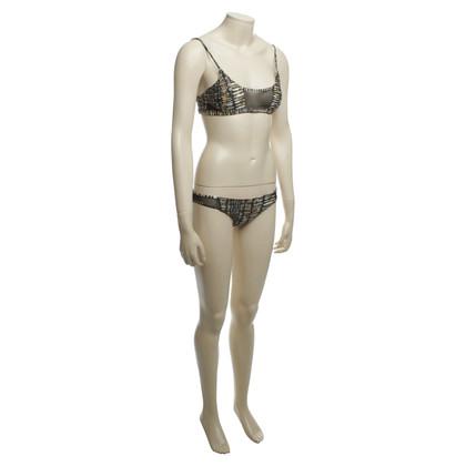 Altre marche Issa de ' Mar - bikini con reticolo