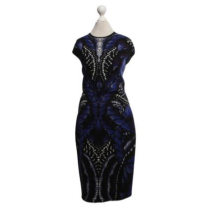 Alexander McQueen Wool / silk dress