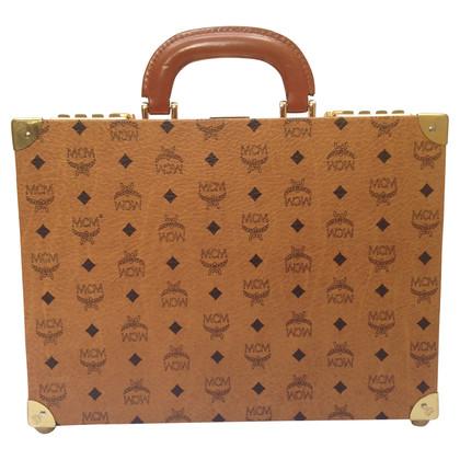 MCM Vintage Briefcase