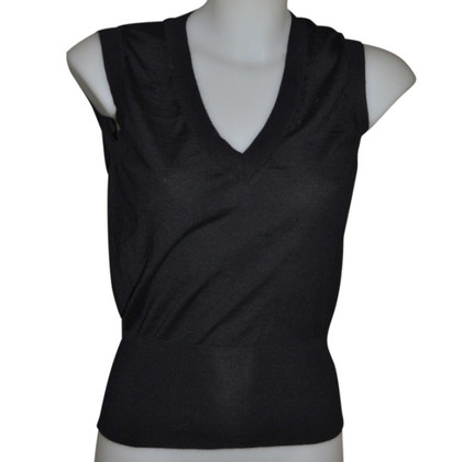 Céline Vest made of wool/cashmere/silk