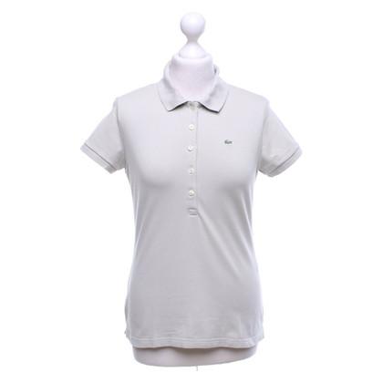 Lacoste Polo shirt in beige