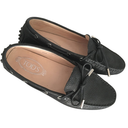 Tod's Tod's Loafers Black