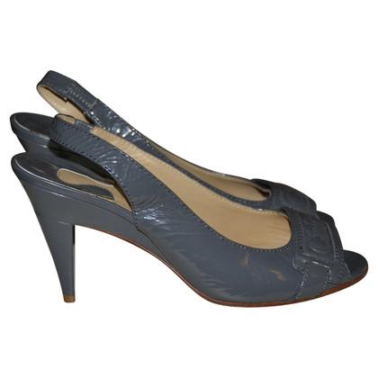 Chloé peep toes slingback