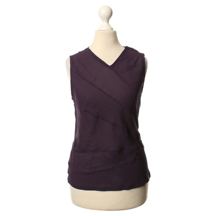 Jil Sander Thin top in purple