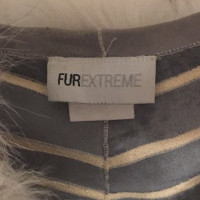 Andere Marke Fur Extreme - Blaufuchs-Weste
