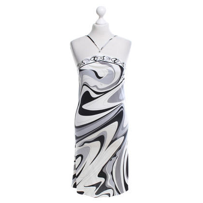Emilio Pucci Cocktail dress with graphic pattern