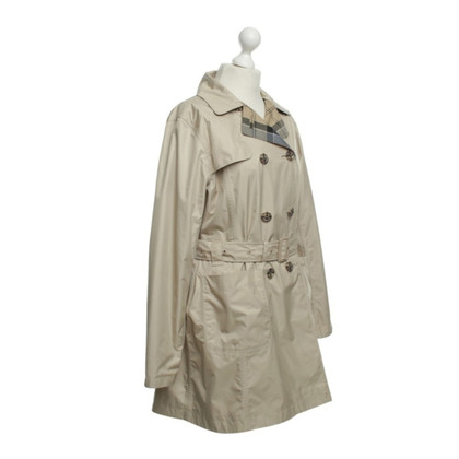 Barbour Wende-Trenchcoat