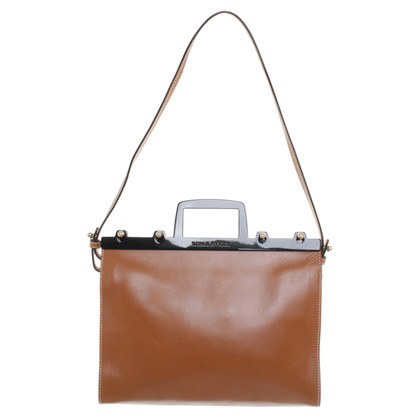 Sonia Rykiel Handbag in Brown
