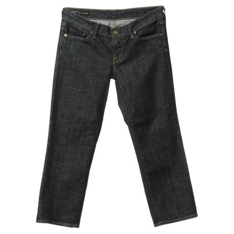 "Citizens of Humanity Jeans in Dunkelblau ""Kelly Stretch"" Blau"