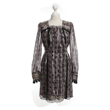 Anna Sui Waisted dress
