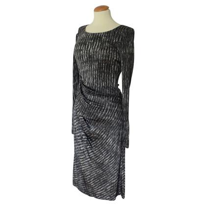Strenesse Blue Midi jurk met print