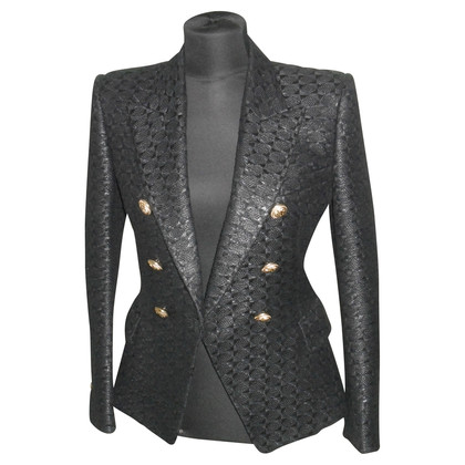 Balmain Blazer with gold buttons