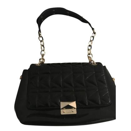 Karl Lagerfeld Handtasche aus Lackleder