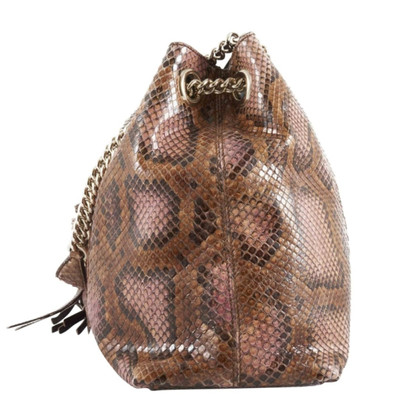 "Gucci ""Soho"" Python lederen shopper"