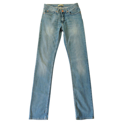 Acne Lichte blue jeans