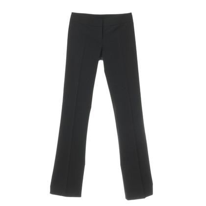 Patrizia Pepe Pantalone nero con piega