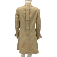 Yohji Yamamoto Trenchcoat in beige