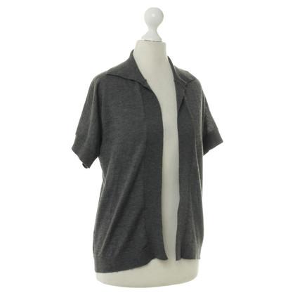 Marni Cardigan di cashmere grigio