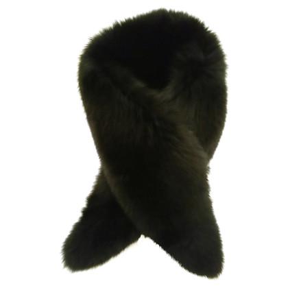 Marina Rinaldi Fox bont sjaal