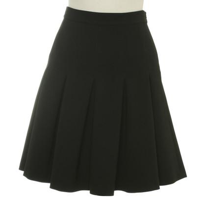 Diane von Furstenberg skirt with pleats